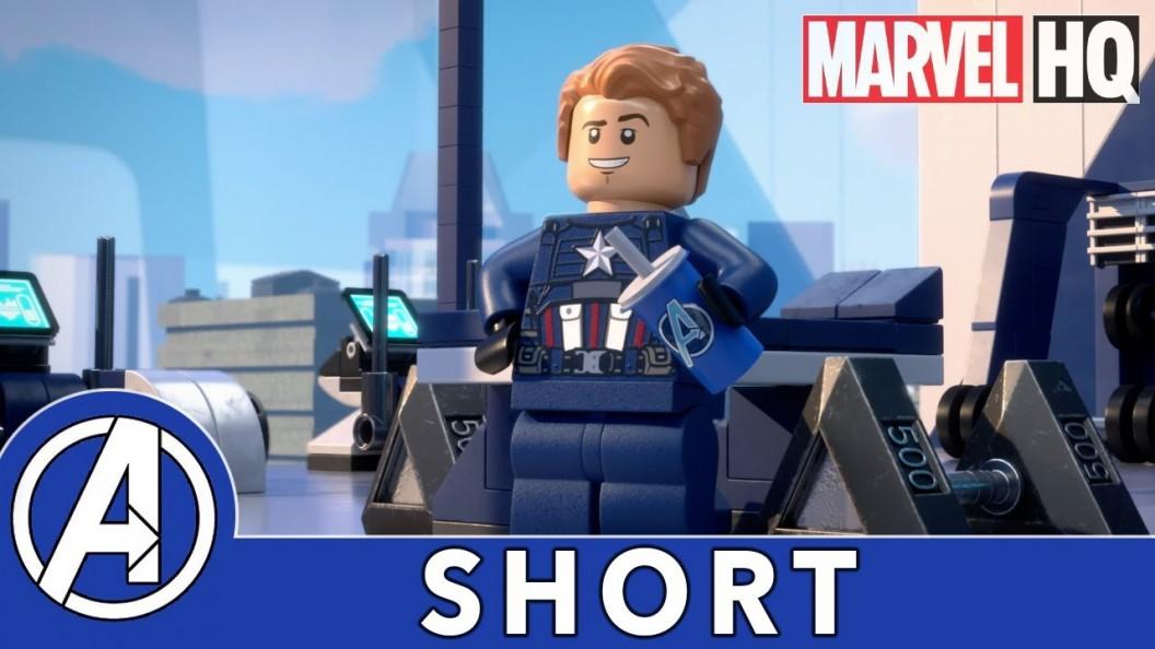 LEGO Marvel Avengers: Climate Conundrum | E01 | Iron ...
