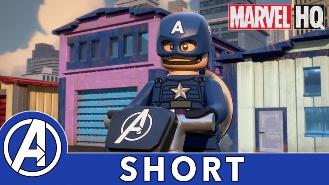 LEGO Marvel Avengers: Climate Conundrum | E02 | Friends ...