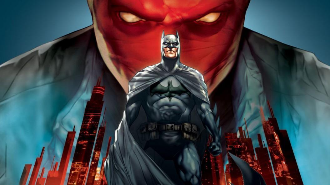 Batman: Under the Red Hood - Wikipedia