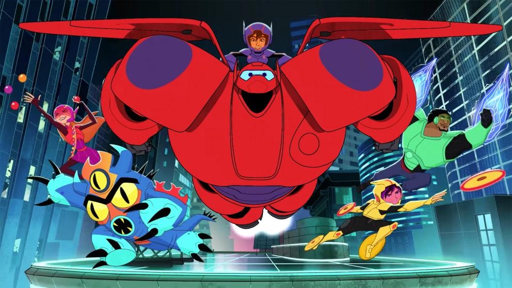 Big Hero 6 The Series Comics2film